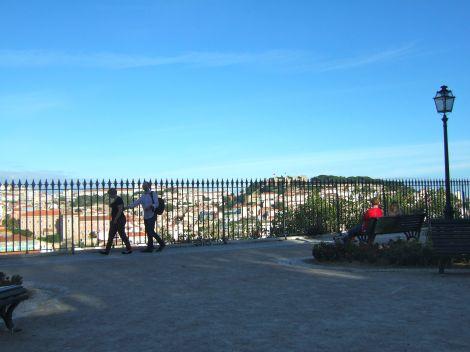 El Mirador de San Pedro de Alcantara ® La Recena